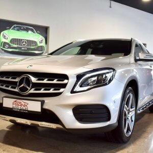 Mercedes GLA 220d Premium AMG line